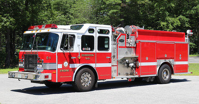 Engine 1   2000 E-One Cyclone   1500 / 650