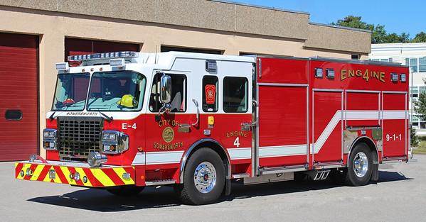 Engine 4 2014 Spartan / Toyne 1500 / 750