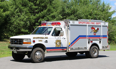 Rescue 1   1997 Ford Super Duty / Dingee