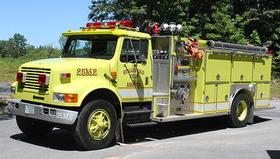 Engine 2  1993 International/E-One  1250/1000