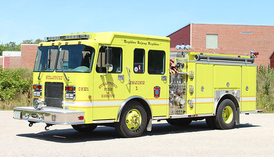 Engine 1   2000 Spartan / E-One   1250 / 1000