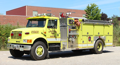 Engine 2   1993 International / E-One   1250 / 1000