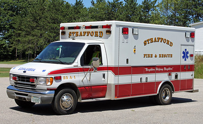 Ambulance 1  2000 Ford/AEV