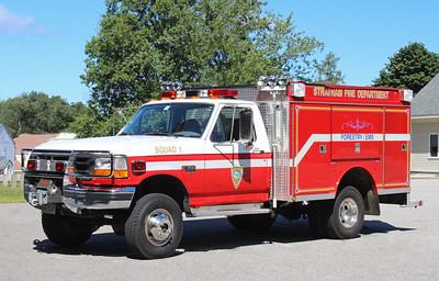 Squad 1   1998 Ford F-350 / Lakes Region   500 / 250