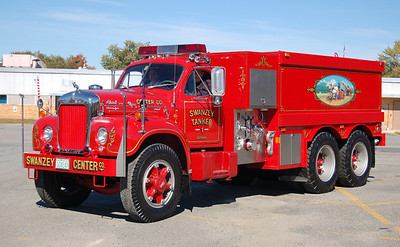 RETIRED  Tanker 1   1962 Mack B   1000/2500