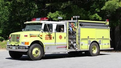 Engine 1   1993 International 4900 / Central States   1250 / 1000