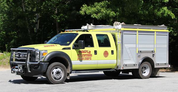 Brush 1   2011 Ford F-550 / N. American Fire   150 / 300