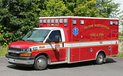 Ambulance 2 2011 Chevy