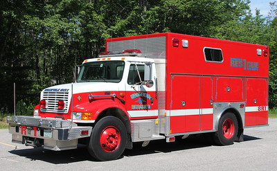 Rescue 1   2001 International/Marion