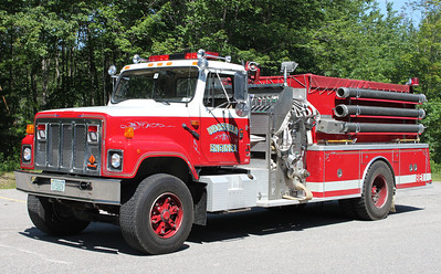 Engine 1   1989 International/KME