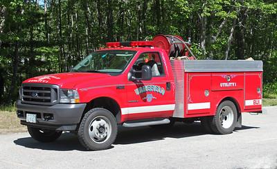 Utility 1 2002 Ford F-550