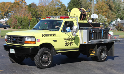 Retired.  Forestry 7.  1996 Ford F-350 / Custom.  200 / 200