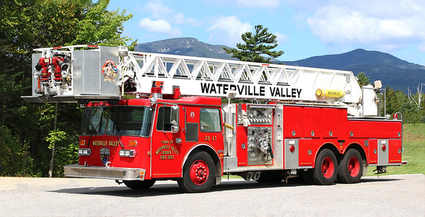 Ladder 1.  1987 LTI   1500 / 300 / 85' Tower