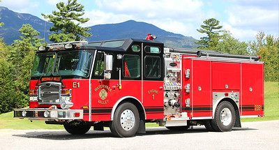 Engine 1   2012 E-One Typhoon.  1750 / 750