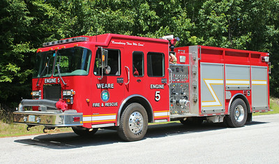 Engine 5 2003 Spartan / Valley 1250 / 1000