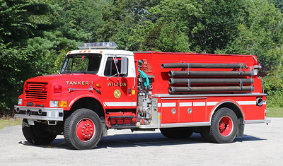 Tanker 1   1993 International / Murphy   500 / 2000