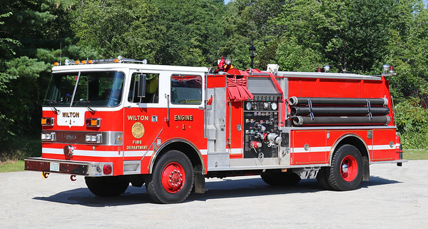Engine 1   1987 Pierce Arrow   1500 / 1000