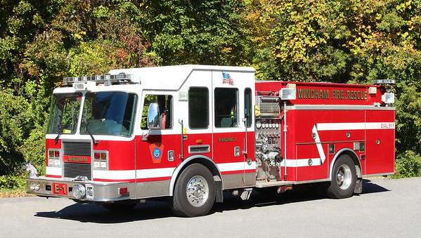Engine 1   2006 KME Predator   1500 / 1000 / 30F