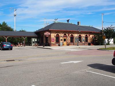 Durham Amtrak Station - UNH