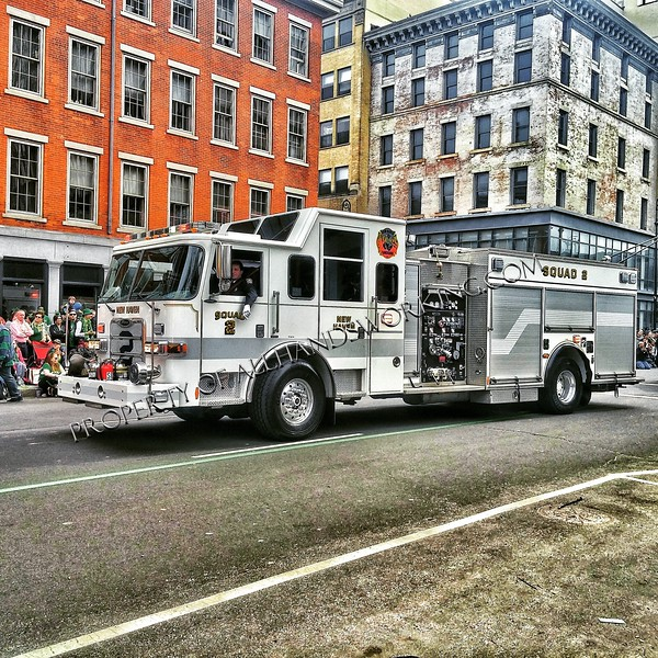 New Haven Squad 2