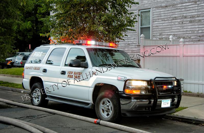 New Haven Deputy Chief Car 32