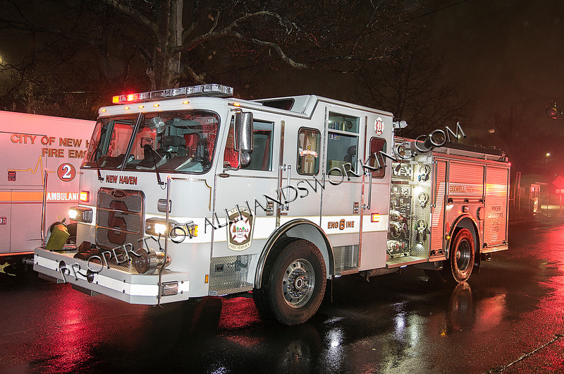 New Haven Engine 6
