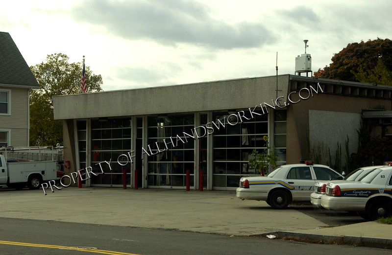 New Haven Station 5