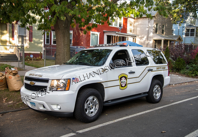 New Haven Car 32 Deputy Chief