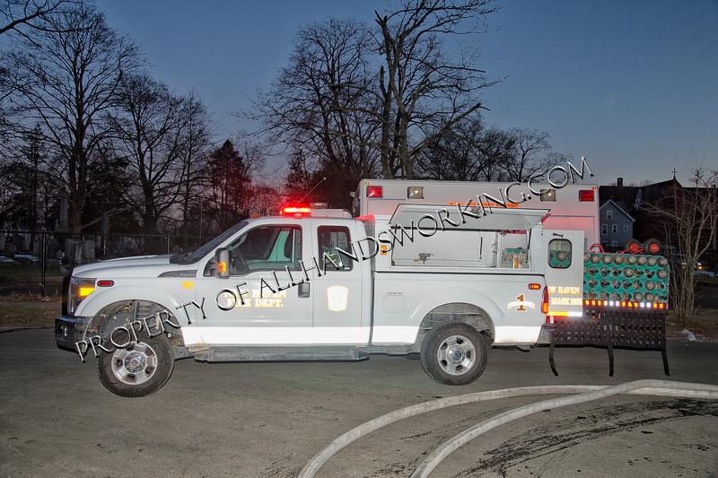 New Haven Fire Mask Service Unit