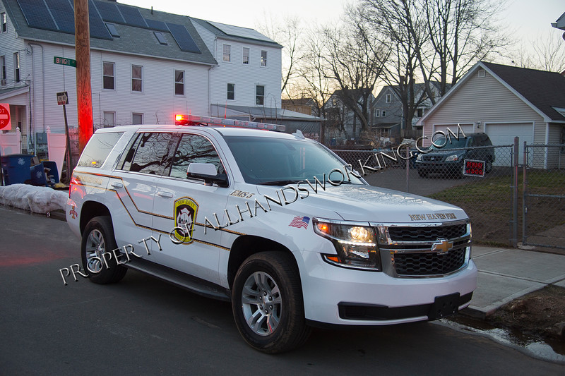 New Haven EMS 5