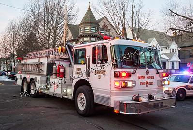 New Haven Engine 5
