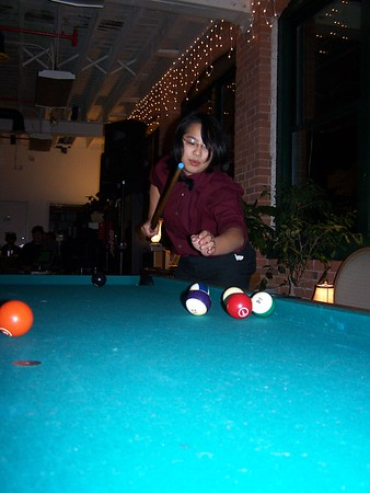 Karaoke and Pool - May 22, 2006