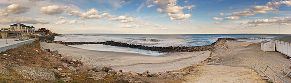 'Rocky Coast', Allenhurst NJ