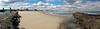 Avon Beach & Inlet 12x42 2448-51 pano
