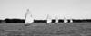 String of Sails DSCF2216 16x40_dfine2 Sunlight BW