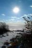 Island Beach Bayside Launch Vert 12x18