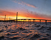 I Heights Below Dock Sunset 2