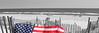 American Fence 6x18 DSCF3492 B&W