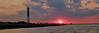 Barnaget Light & Falling Sun & Reflection crop 6x18 DSCF2919