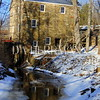 Cooper Grist Mill, Chester Township, New Jersey.
