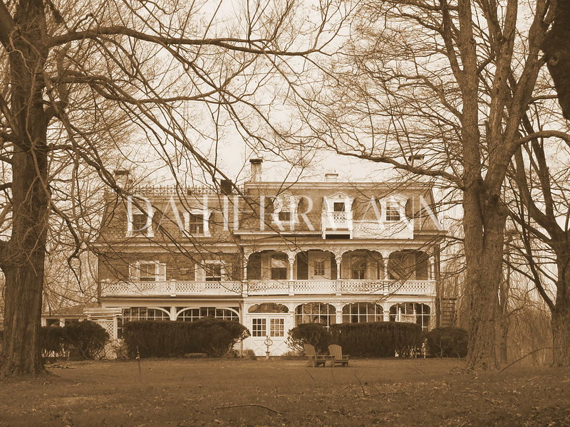 """The Woolverton Inn"", Stockton, New Jersey."