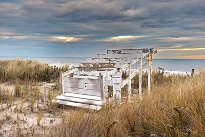 Normandy Beach Prints