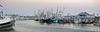 Pt Beach Trawlers Pano 12x38 DSC_8062
