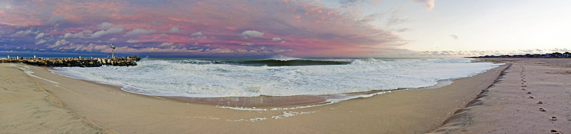 Pt Beach Clouded Break Pano 4 12x50 dfine&sharp 8615-19