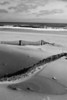 Beach Erosion BW DSCF8123