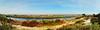 Sandy Hook North Pond Pano 2 12x40 6200-03