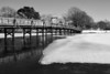 SP Bridge & Frozen Lake BW DSC_1568