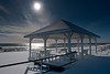 Gazebo Snow Glow DSC_2161