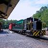 All Aboard The Pine Creek Railroad