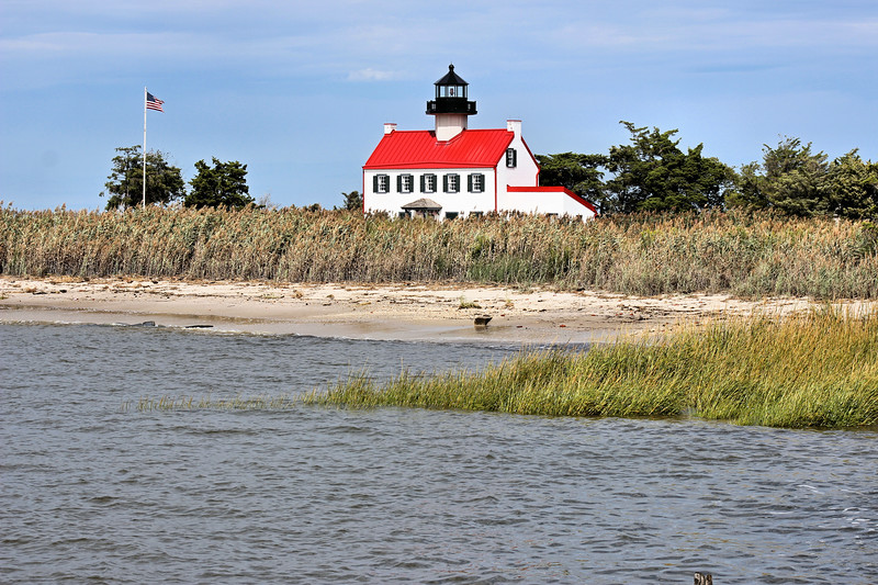 The lighthouse had 10 Keepers (and their families) which served from 1849 thru 1911.